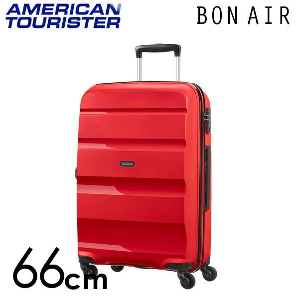 『期間限定ポイント10倍』サムソナイト アメリカンツーリスター ボンエアー 66cm マグマレッド American Tourister Bon Air Spinner 57.5L【送料無料】