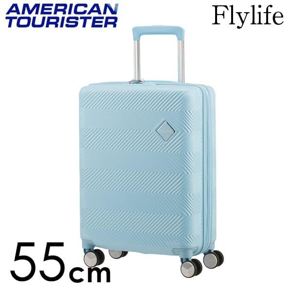 『期間限定ポイント10倍』サムソナイト アメリカンツーリスター フライライフ スピナー 55cm ソフトミント Samsonite American Tourister FLYLIFE spinner 35.5~41L EXP 125238-5105【送料無料】