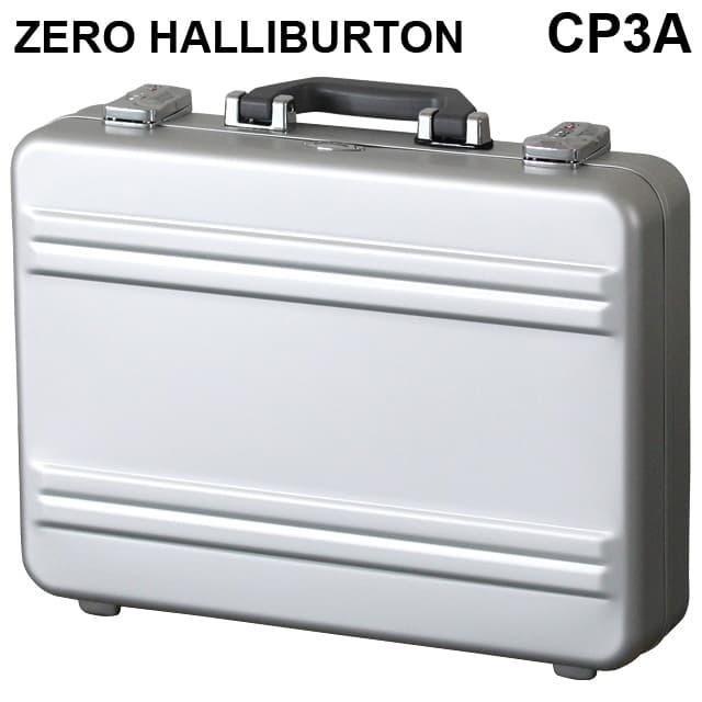 ゼロハリバートン ZERO HALLIBURTON Pシリーズ プレミアシリーズ2 アタッシュケース シルバー A3対応 94332 CP3A-SI【送料無料】