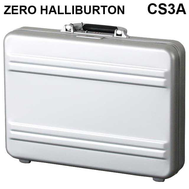 ゼロハリバートン ZERO HALLIBURTON SLシリーズ スリムラインシリーズ2 アタッシュケース シルバー A3対応 94353 CS3A-SI【送料無料】※北海道・沖縄・離島を除く