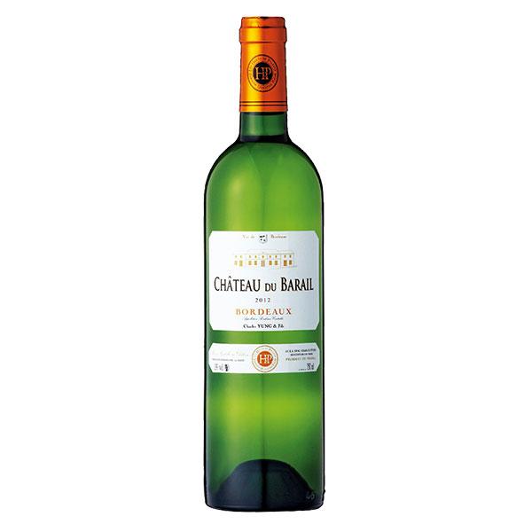【取寄品】シャトー元詰 シャトー・デュ・バレイユ 白 750ml×12本化学物質の使用を極力抑えた農法で生み出す白ワイン 【送料無料】
