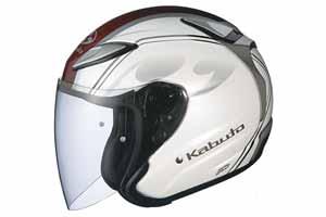 【冬のドドーン!と全品超特価祭】【AVAND2】 OGK KABUTO 2輪専用 ジェットヘルメット AVAND2-CITTA-PW-L パールホワイト アヴァンド2 【取寄商品】