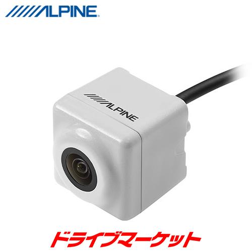 【ドーン!!と全品超特価 DM祭】HCE-C1000D-W ダイレクト接続HDRバックビューカメラ(パールホワイト) アルパイン
