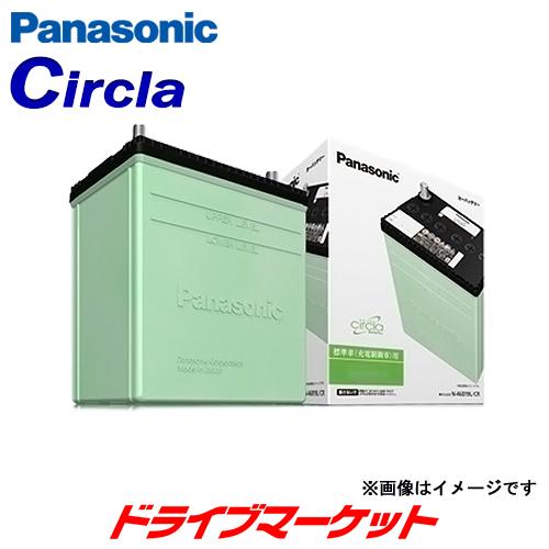 パナソニック N-60B24L/CR バッテリー サークラ (標準車/充電制御車用) Panasonic circla Blue Battery【取寄商品】