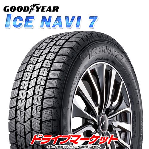 2017年製 GOOD YEAR ICE NAVI7 215/60R17 96Q 新品 スタッドレスタイヤ グッドイヤー アイスナビ セブン