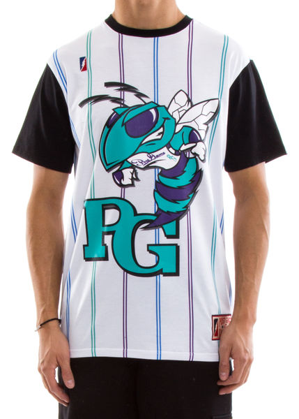 AO3)POST GAME PG HORNET Tシャツ半袖(P14113) ★USLANYカジュアルストリートHIPHOPB系【送料無料】
