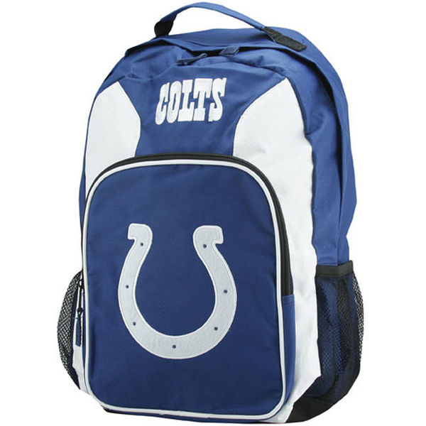 BAG87)Concept One NFL Indianapolis Colts Southpaw バックパック リュックサック☆US購入LANYストリートカジュアルスポーツダンサーバイク【送料無料】