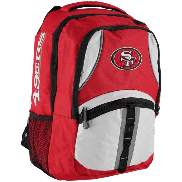 BAG89)The Northwest Company NFL San Francisco 49ers Captain バックパック リュック☆US購入LANYストリートカジュアルスポーツダンサーバイク【送料無料】
