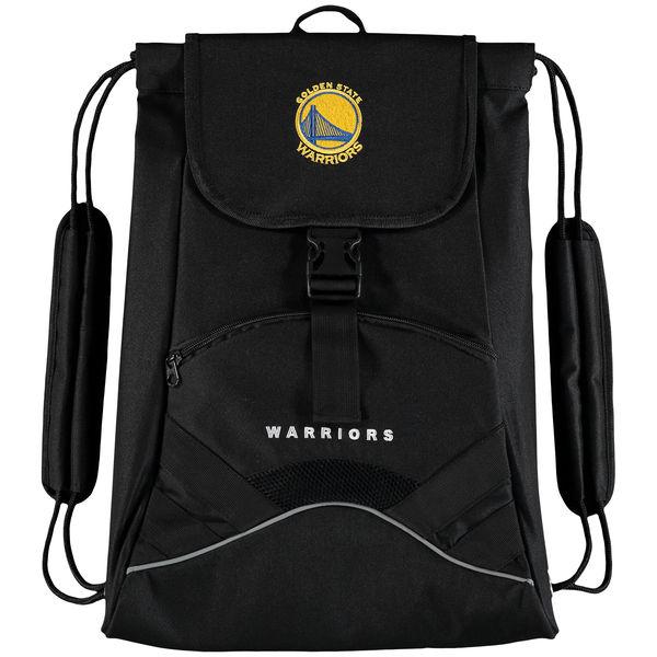 BAG101)Golden State Warriors The Northwest Company Static Drawstring Backpack バックパック☆US購入LANYストリートカジュアルスポーツダンサーバイク【送料無料】