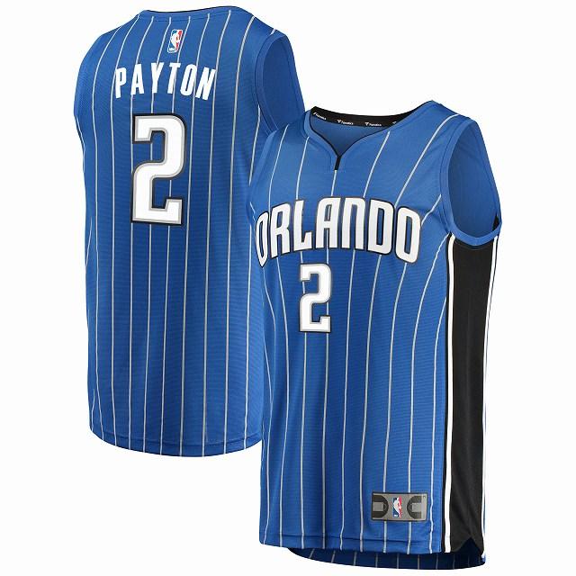 Fanatics Branded Elfrid Payton Orlando Magic /NBA/オーランド・マジック/ ゲームシャツ/4XL/AW3/大きいサイズ/キングサイズ/USサイズ【送料無料】