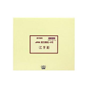 【第2類医薬品】【送料無料!】JPS漢方-4 乙字湯「おつじとう」 180包(60日分)【JPS製薬】【4987438070415】【px】