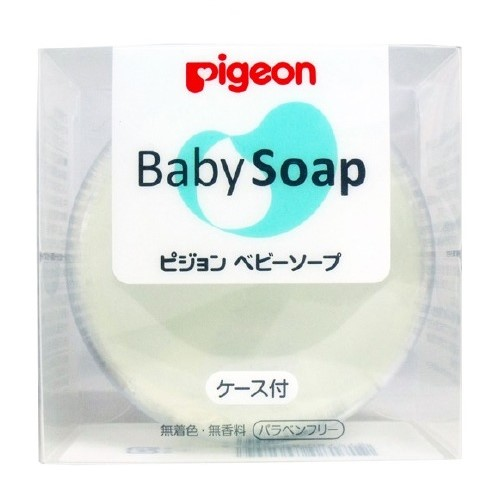 Pigeon baby SOAP case with 90 g