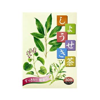 JPSしょう石茶 30包入り×10個 【4987438037272】【送料無料!】【px】