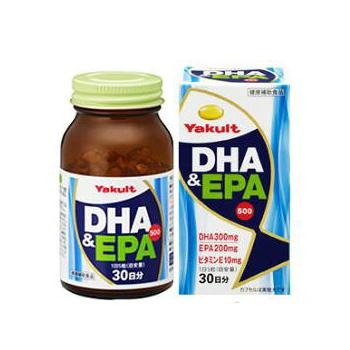 【送料無料!】ヤクルト DHA&EPA 500 150粒×5個【ヤクルトヘルスフーズ】【4961507111803】