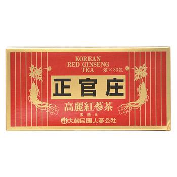 【送料無料!】正官庄 高麗紅蔘茶 3g×30包×3個【大木製薬】【4987030701823】