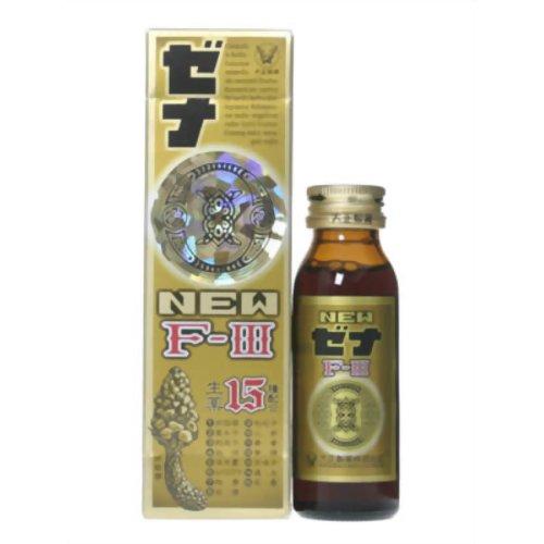 【第2類医薬品】 ニューゼナ F-3 50ml×10本入