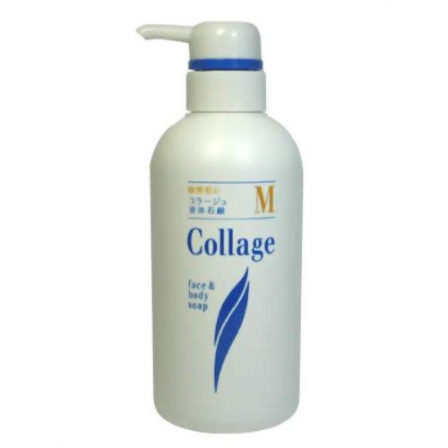 輸入 コラージュ セール品 液体石鹸M 400ml