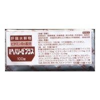 在Zeria新药工业肝脏水解质配合虚弱的体质、胃肠虚弱100片新heparizepurasu