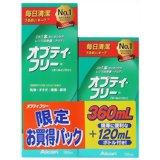 日本爱尔康公司和 Opti 免费 360 毫升 + 120 毫升