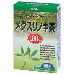 【本日ポイント5倍相当】オリヒロ株式会社NLティー100%メグスリノキ茶 1g×26包×40箱セット【ドラッグピュア市場店】