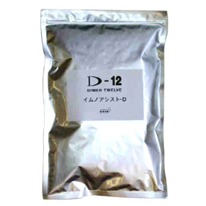 【11月25日までポイント10倍】イムノアシストD-12(ドクターユース品)44.1g(490mg×90粒)【ドラッグピュア市場店】