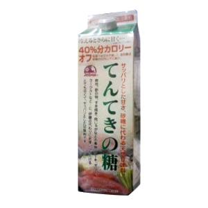 【本日ポイント5倍相当】やまと蜂蜜・ジャビーてんてきの糖(紙パック)1200g×48本セット