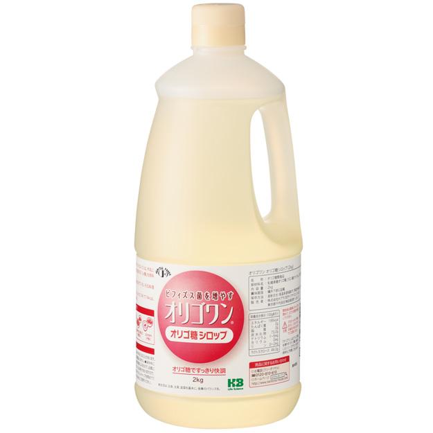 【本日ポイント5倍相当】H+Bライフサイエンスオリゴワン オリゴ糖シロップ 2kg×6(乳糖果糖オリゴ糖)(発送までに7~10日かかります・ご注文後のキャンセルは出来ません)【ドラッグピュア市場店】