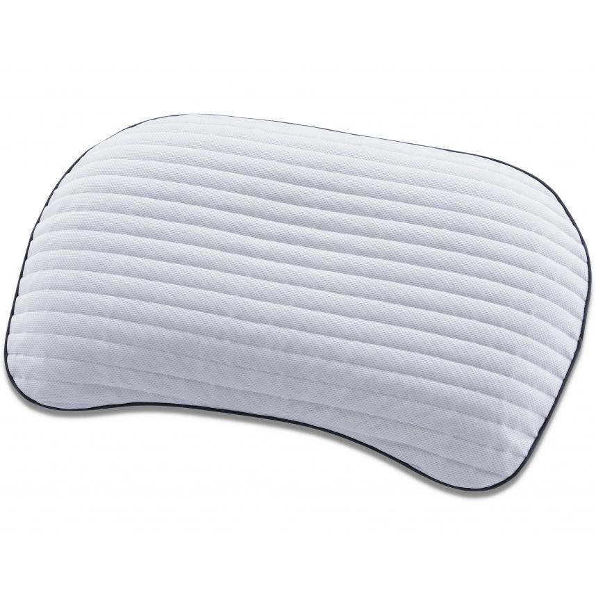 フランスベッド株式会社  ニューショルダーフィットピロー NSFピロー ブレスエアー 1個<洗える枕>(商品発送まで6-10日間程度かかります)(この商品は注文後のキャンセルができません)【ドラッグピュア市場店】