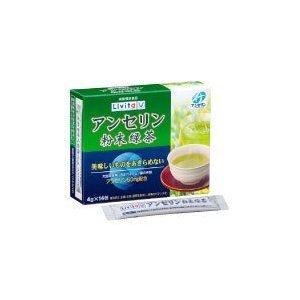 【本日ポイント5倍相当】大正製薬リビタ・アンセリン粉末緑茶4g×14包×10p~美味しいものをあきらめない~(商品到着まで5~7日間程度かかります)(この商品は注文後のキャンセルができません)【ドラッグピュア市場店】