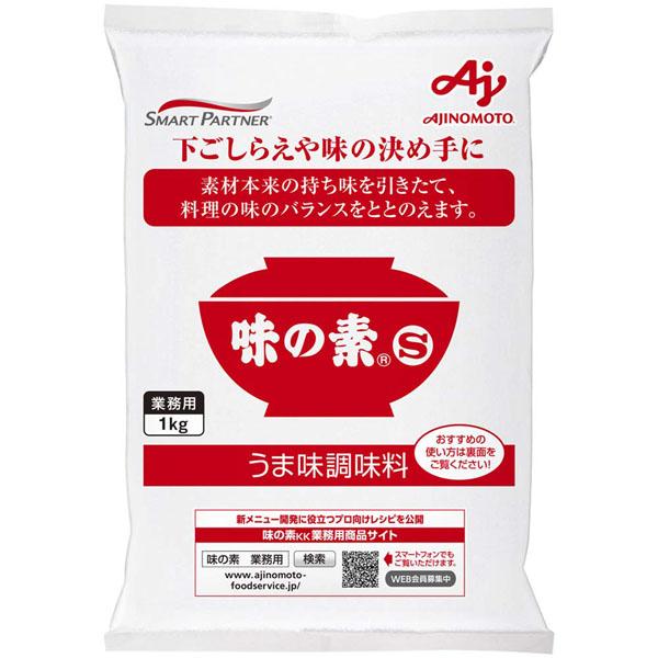 味の素 株式会社「味の素(R) S」1kg袋×12個セット【ドラッグピュア市場店】