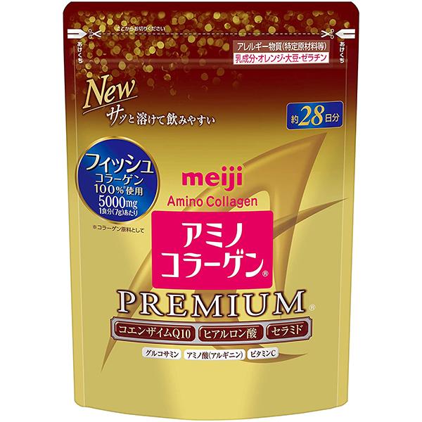 明治制果氨基胶原溢价笔芯 (214 g)