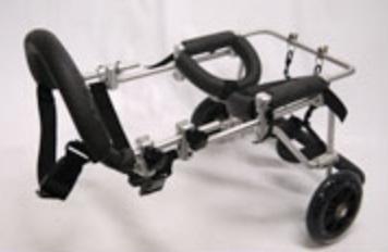 わんだふるウォーカー オーダーメイド 体高60cm (60-69cm) 犬用 車椅子 歩行補助 リハビリ 車いす 介護 犬用車椅子 ゴールデン・ラブラドールレトリバー