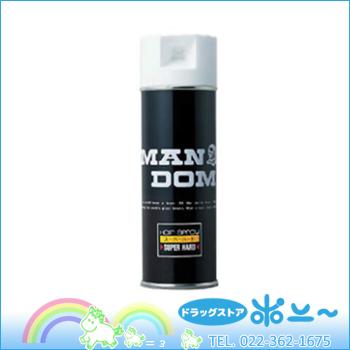 Mandom 头发喷雾超硬精细芬芳的 225 g