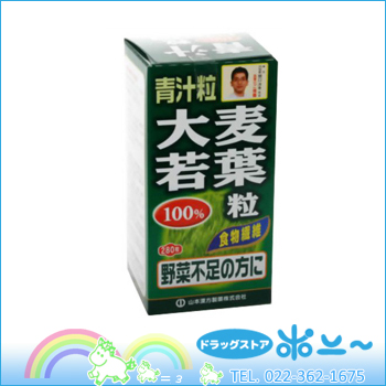Aojiru tablets 100% 280 grain