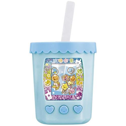 女の子 おもちゃ お世話 ゲーム 全店販売中 誕生日 プレゼント アクアミルクティー 6歳から ぷにタピちゃん 贈り物 バンダイ まぜまぜミックス ギフト