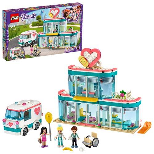 レゴ(LEGO) フレンズ ハートレイクシティの病院 41394 6才から