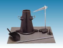 コンクリート試験機スランプ試験器