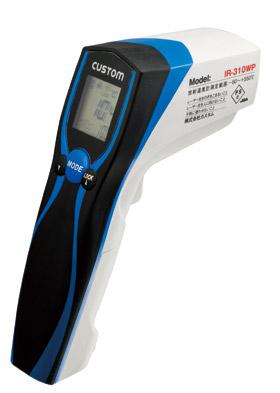 アスファルト、コンクリート、土質防水放射温度計IR-310WP