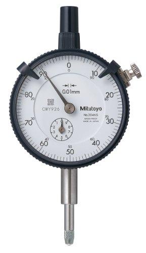 土質試験機CBR試験用部品ダイヤルゲージ20mm(20mm~0.01)