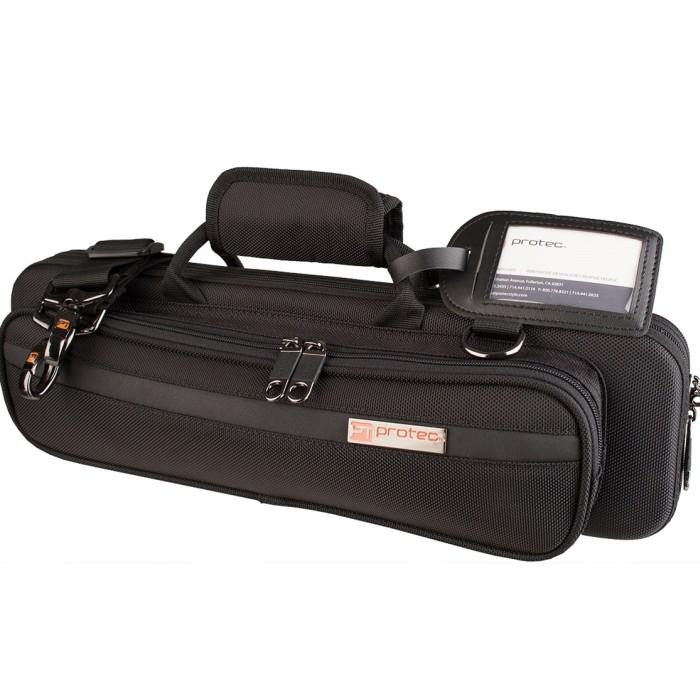 【DT】PROTEC PB308 フルート用セミハードケース ブラック