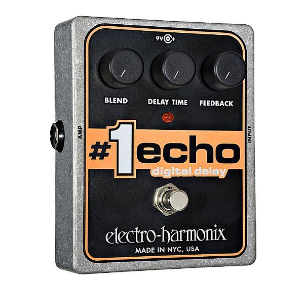 【DT】Electro-Harmonix #1 Echo ディレイ