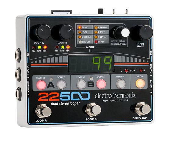 【DT】Electro-Harmonix 22500 ステレオルーパー