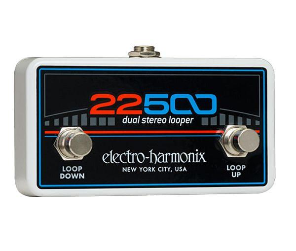 【DT】Electro-Harmonix 22500 Foot Controller フットコントローラー