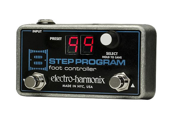 【DT】Electro-Harmonix 8 Step Program Foot Controller フットコントローラー