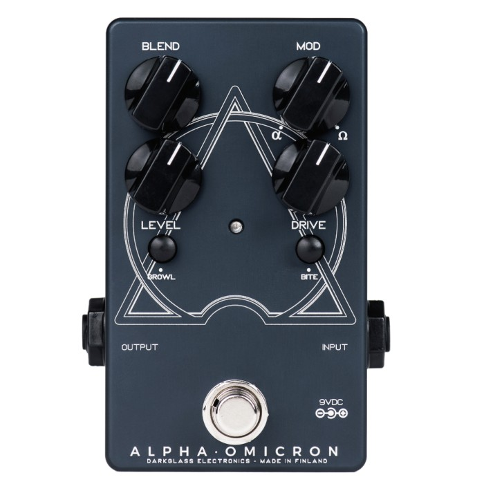 【DT】Darkglass Electronics Alpha Omicron ベース オーバードライブ/ディストーション