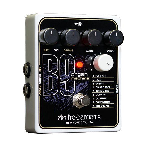 【DT】Electro-Harmonix B9 オルガンマシン