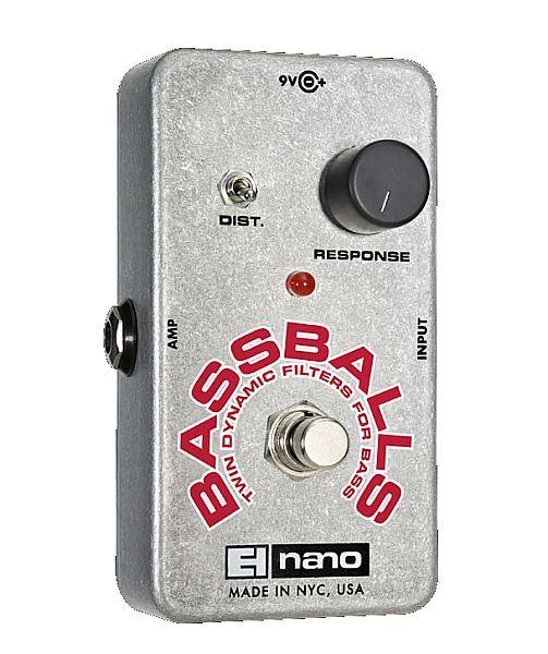 【DT】Electro-Harmonix Bassballs Nano ベース エンヴェロープ フィルター