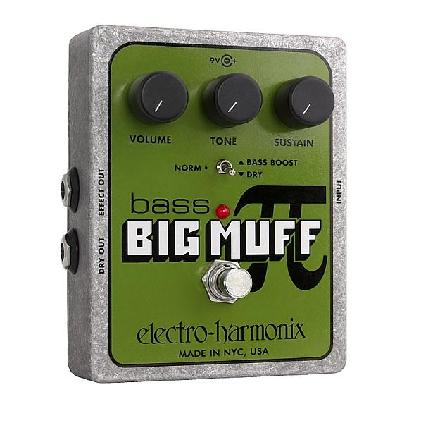 【DT】Electro-Harmonix Bass Big Muff Pi ファズ/ディストーション