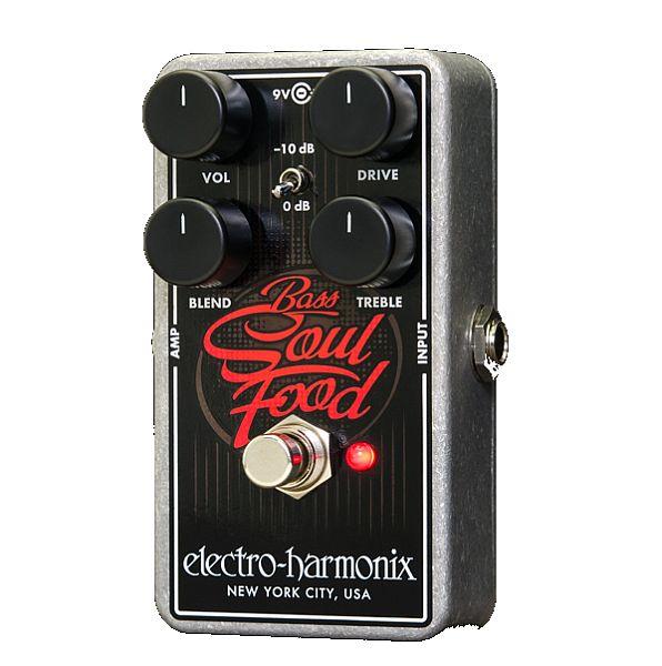 【DT】Electro-Harmonix Bass Soul Food ベース オーバードライブ