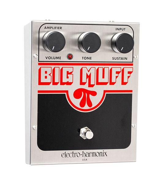 いいスタイル 【DT】Electro-Harmonix Muff Big Muff Pi Big ファズ Pi/ディストーション, マツノチョウ:91284319 --- canoncity.azurewebsites.net